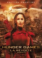 The Hunger Games: Mockingjay - Part 2 - French Movie Cover (xs thumbnail)