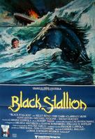 The Black Stallion - Italian Movie Poster (xs thumbnail)
