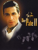 The Godfather: Part II - German DVD movie cover (xs thumbnail)