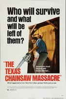 The Texas Chain Saw Massacre - Movie Poster (xs thumbnail)