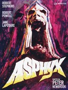 The Asphyx - Italian DVD cover (xs thumbnail)
