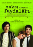 The Perks of Being a Wallflower - Turkish Movie Poster (xs thumbnail)