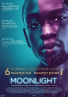 Moonlight - Polish Movie Poster (xs thumbnail)