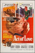 Un acte d'amour - Movie Poster (xs thumbnail)