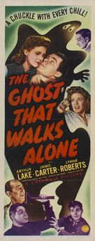The Ghost That Walks Alone - Movie Poster (xs thumbnail)