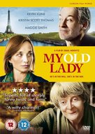 My Old Lady - British Movie Cover (xs thumbnail)