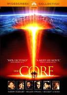 The Core - DVD cover (xs thumbnail)