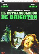 The Brighton Strangler - Spanish DVD cover (xs thumbnail)