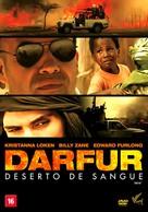 Darfur - Brazilian DVD cover (xs thumbnail)
