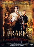 The Librarian: Quest for the Spear - DVD movie cover (xs thumbnail)