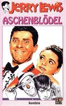 Cinderfella - German VHS movie cover (xs thumbnail)