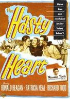 The Hasty Heart - Movie Cover (xs thumbnail)