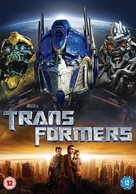 Transformers - British Movie Cover (xs thumbnail)