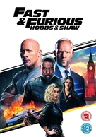 Fast & Furious Presents: Hobbs & Shaw - British Movie Cover (xs thumbnail)