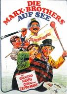 Monkey Business - German Movie Poster (xs thumbnail)