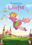 Prinzessin Lillifee - German Movie Poster (xs thumbnail)