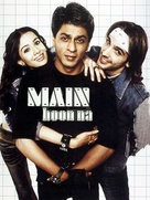 Main Hoon Na - Indian Movie Poster (xs thumbnail)