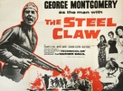 The Steel Claw - British Movie Poster (xs thumbnail)