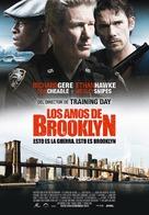 Brooklyn's Finest - Spanish Movie Poster (xs thumbnail)