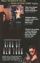 King of New York - Movie Poster (xs thumbnail)