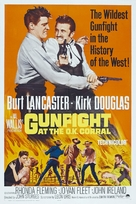 Gunfight at the O.K. Corral - Re-release movie poster (xs thumbnail)