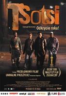 Tsotsi - Polish poster (xs thumbnail)