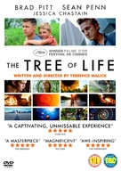 The Tree of Life - British DVD movie cover (xs thumbnail)