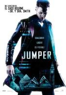 Jumper - Spanish Movie Poster (xs thumbnail)