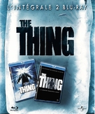 The Thing - French Blu-Ray movie cover (xs thumbnail)