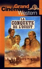 How the West Was Won - French Movie Cover (xs thumbnail)