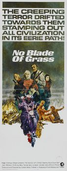 No Blade of Grass - Theatrical poster (xs thumbnail)