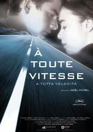À toute vitesse - Italian Movie Poster (xs thumbnail)
