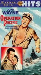Operation Pacific - VHS cover (xs thumbnail)