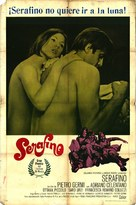 Serafino - Spanish Movie Poster (xs thumbnail)