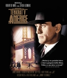 Once Upon a Time in America - Czech Movie Cover (xs thumbnail)