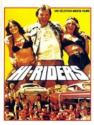 Hi-Riders - French Movie Cover (xs thumbnail)