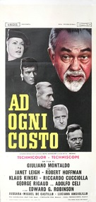 Ad ogni costo - Italian Movie Poster (xs thumbnail)
