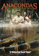 Anacondas: The Hunt For The Blood Orchid - DVD movie cover (xs thumbnail)