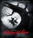 Sleepy Hollow - German Blu-Ray cover (xs thumbnail)