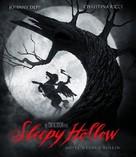 Sleepy Hollow - German Blu-Ray movie cover (xs thumbnail)