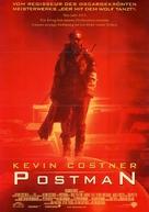 The Postman - German Movie Poster (xs thumbnail)