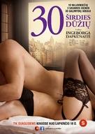 30 Beats - Lithuanian Movie Poster (xs thumbnail)