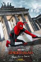Spider-Man: Far From Home - Greek Movie Poster (xs thumbnail)