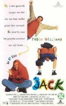 Jack - Dutch VHS movie cover (xs thumbnail)