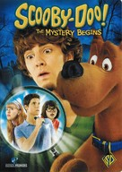 Scooby Doo! The Mystery Begins - DVD cover (xs thumbnail)