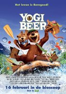 Yogi Bear - Dutch Movie Poster (xs thumbnail)