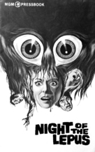 Night of the Lepus - poster (xs thumbnail)