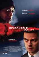 Reasonable Doubt - South African Movie Poster (xs thumbnail)