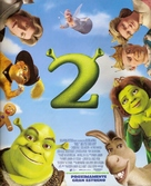 Shrek 2 - Argentinian Movie Poster (xs thumbnail)