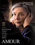 Amour - For your consideration movie poster (xs thumbnail)